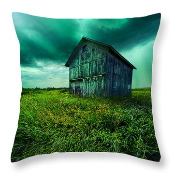 Stormlight Throw Pillow