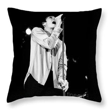 Stp-2000-scott-0924 Throw Pillow