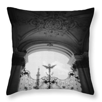 St.petersburg #044 Throw Pillow