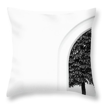 St.petersburg  #7906 Throw Pillow