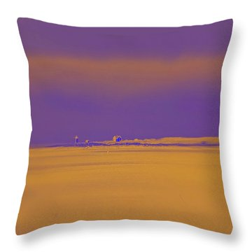Straitsmouth Dream Throw Pillow