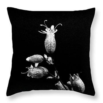 Strange Kind Of Beautiful Throw Pillow