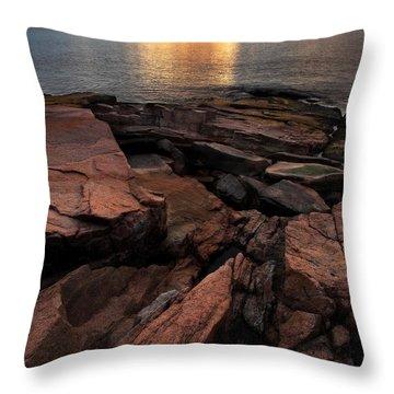 Stratus Eclipse Throw Pillow