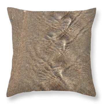 Stream Throw Pillow
