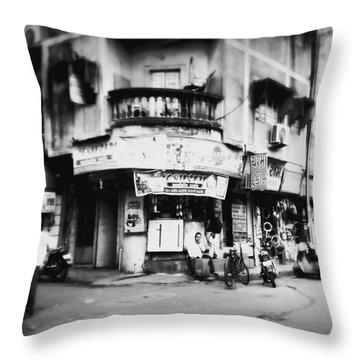 Streetshots_surat Throw Pillow