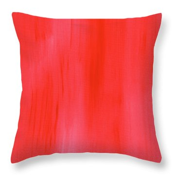 Strength From Within Throw Pillow