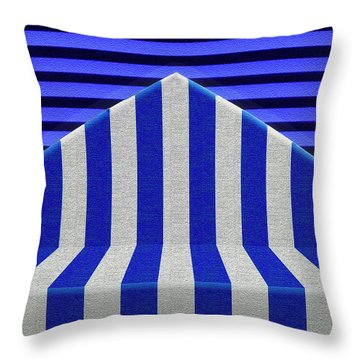 Stripes Throw Pillow