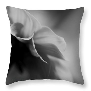 Strong Willed Throw Pillow
