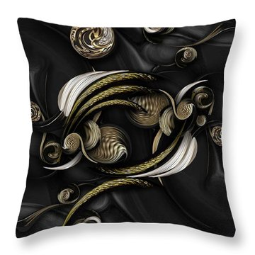 Structure In Spirit Throw Pillow