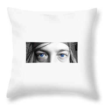 Stu Wozniak  Throw Pillow
