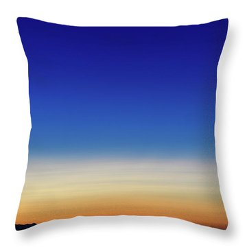Stunning Sunset I Throw Pillow