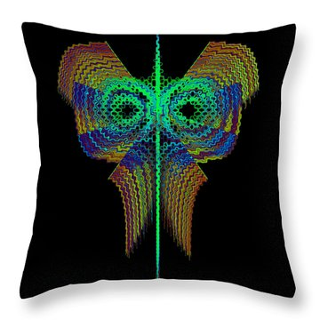 Stworabled Throw Pillow