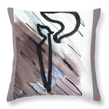 Stylish Kuf Throw Pillow