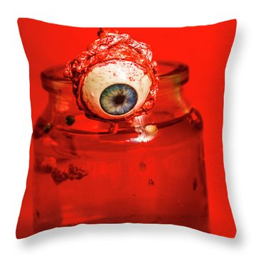 Subject Of Escape Throw Pillow by Jorgo Photography - Wall Art Gallery