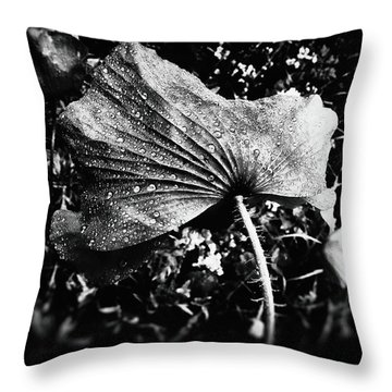 Submissive Throw Pillow