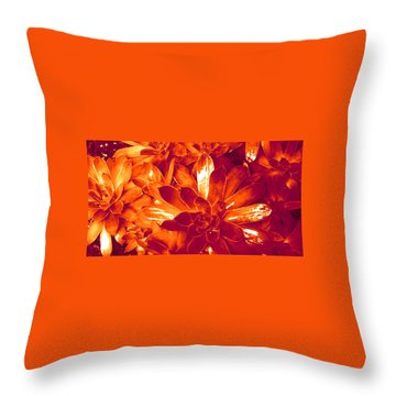 Succulents #1 Throw Pillow