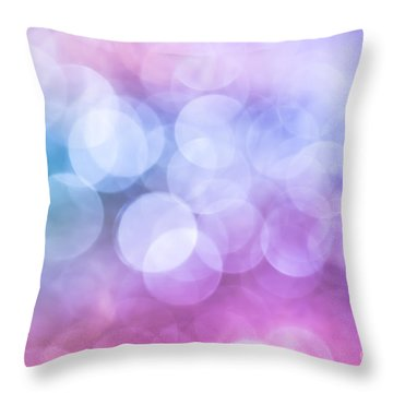 Throw Pillow featuring the photograph Sugared Almond by Jan Bickerton