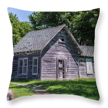 Sullender's Store Throw Pillow