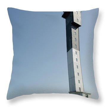 Sullivan's Island Lighthouse Throw Pillow