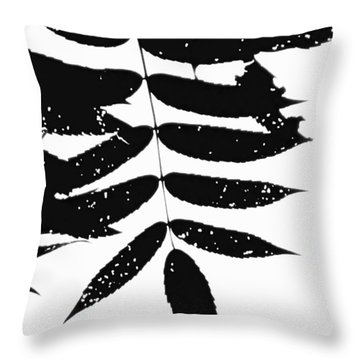 Sumac Throw Pillow by Tim Good