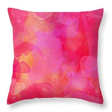 Summer 01 Throw Pillow