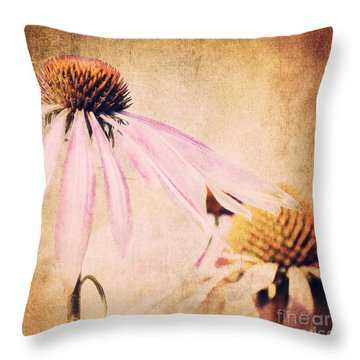 Summer Feeling Throw Pillow by Angela Doelling AD DESIGN Photo and PhotoArt