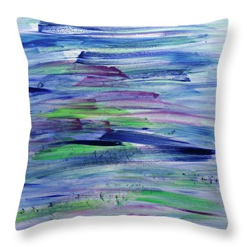 Summer Inspiration 2 Throw Pillow
