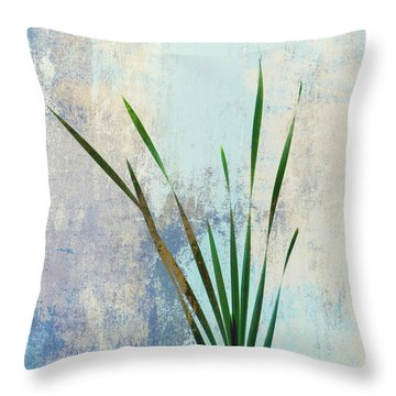 Throw Pillow featuring the photograph Summer Is Short 2 by Ari Salmela