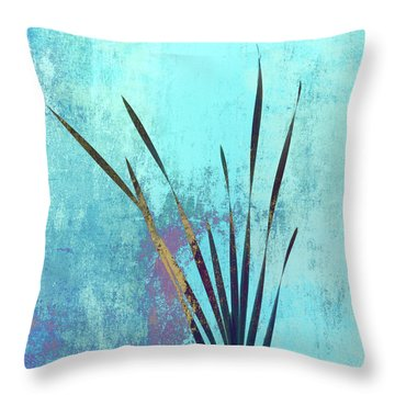 Throw Pillow featuring the photograph Summer Is Short 3 by Ari Salmela
