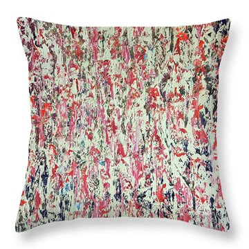 Summer Passion Throw Pillow