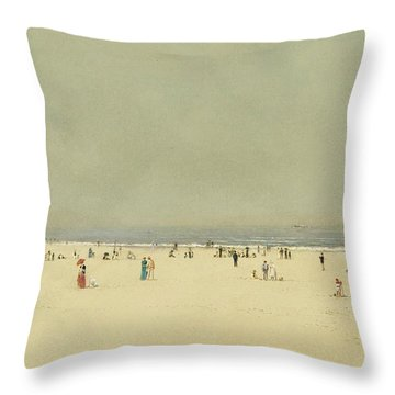 Summer Phantasy Throw Pillow