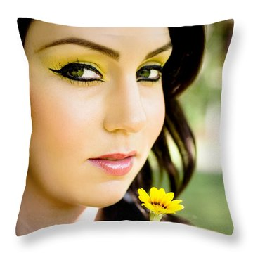 Summer Romance Throw Pillow by Jorgo Photography - Wall Art Gallery