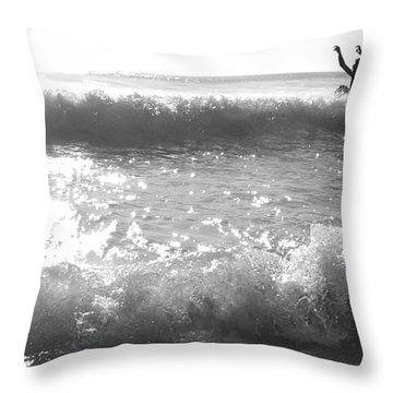 Summer Spirit Throw Pillow