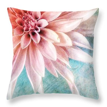Summer Sweetness Throw Pillow