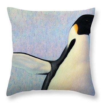 Penguin Throw Pillows