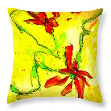 Sun Catchers 1 Throw Pillow