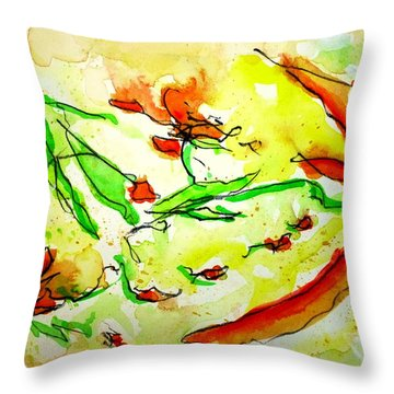 Sun Catchers 2 Throw Pillow