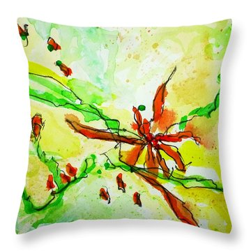 Sun Catchers 3 Throw Pillow