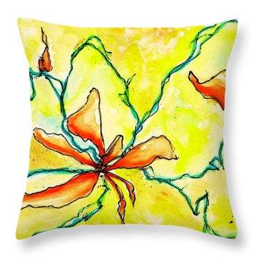 Sun Catchers 4 Throw Pillow