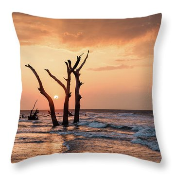 Sun Is Up Throw Pillow