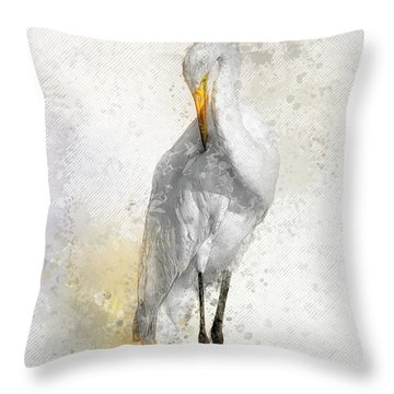 Sun Kissed 2 Throw Pillow