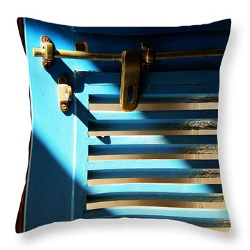 Sun Kissed Throw Pillow by Prakash Ghai