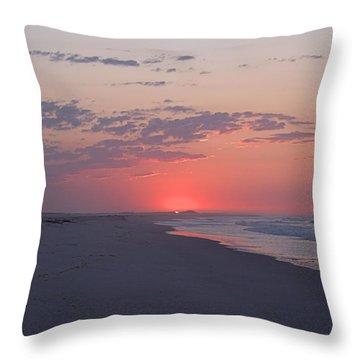 Sun Pop Throw Pillow