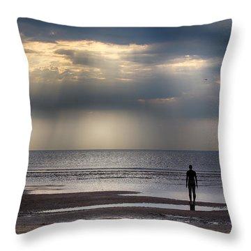 Sun Through The Clouds 2 5x7 Throw Pillow