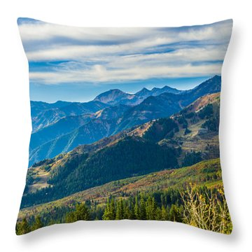 Sundance Autumn Throw Pillow