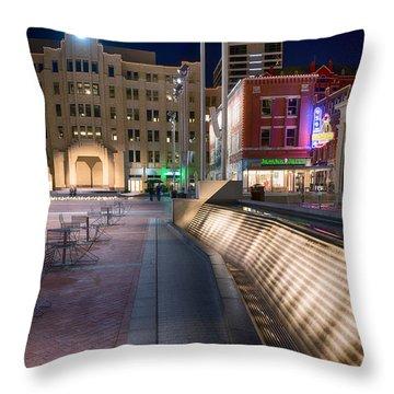 Sundance Square 01715 Throw Pillow