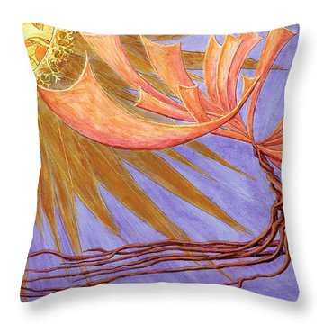 Sundancer Throw Pillow