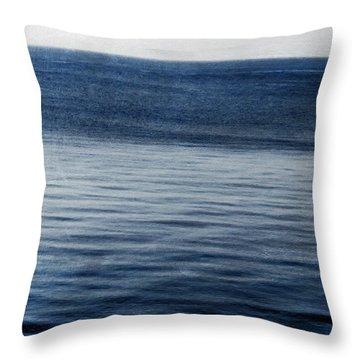 Sundet- Abstract Art Throw Pillow