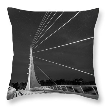 Sundial Bridge 2 Throw Pillow