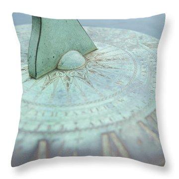 Sundial IIi Throw Pillow